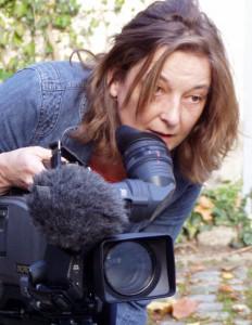 Portrait an Kamera