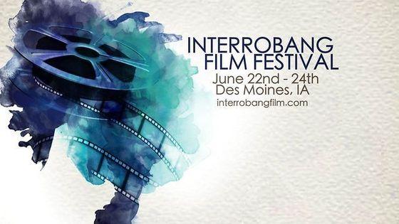 Poster Interrobang Film Festival 2012